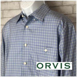 Orvis IMMACULATE Wrinkle-Free Long Sleeve (L)